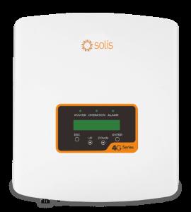Inversor Solis Mini 4G 2kW Mono 220V