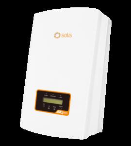 Inversor Solis 5G 7kW Mono 220V