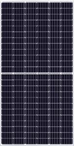 Módulo Fotovoltaico Half Cell Monocristalino 144 Células 455W JA Solar