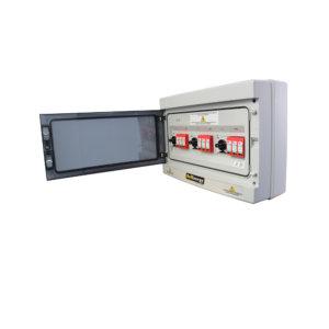 String Box 3E/3S 1000V DC Clamper