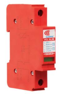 DPS Clamper VCL Slim Classe I/II CA 275V 12,5/60kA