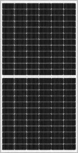 Módulo Fotovoltaico Half Cell Monocristalino Double Glass 144 Células 545W BelEnergy