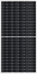 Módulo Fotovoltaico Half Cell Monocristalino 150 Células 500W Risen